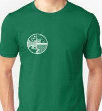 Graphic Circles. Unisex T-Shirt