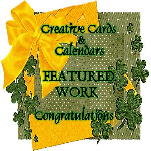 Creative Cards & Calendars weekly features by LoneAngel