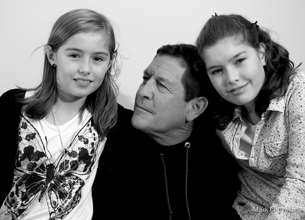 Dorine,Kirby,Ella Mae 2010 by Mark Chevalier
