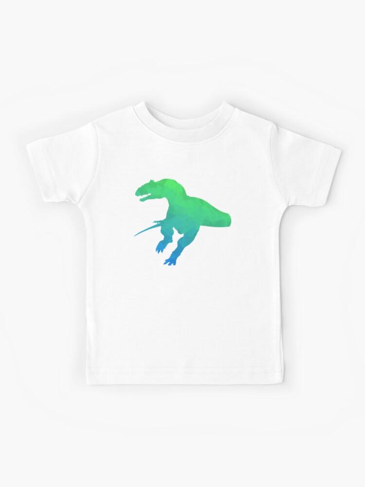 Kids Cotton Carnivore Dinasaur T-Shirt
