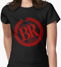 Battle Royale Women's Fitted T-Shirt