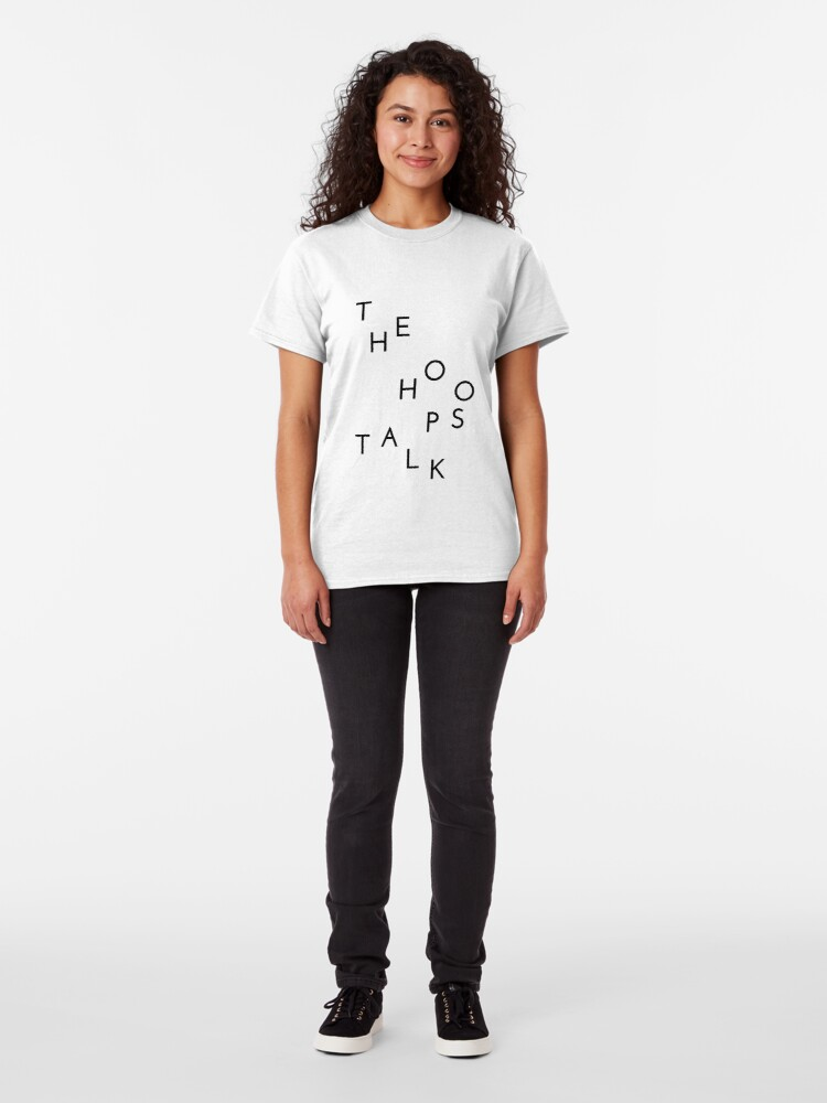 Alternate view of Letters Classic T-Shirt