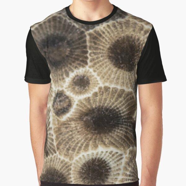 Petoskey Stone  Graphic T-Shirt