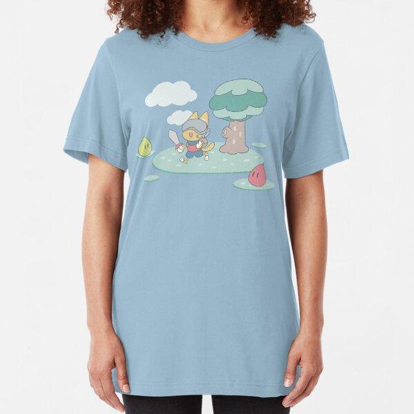 VR Adventure Slim Fit T-Shirt