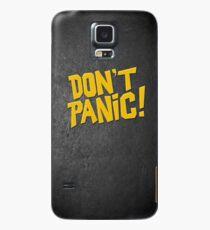 Funda/vinilo para Samsung Galaxy La guía del autostopista a la galaxia