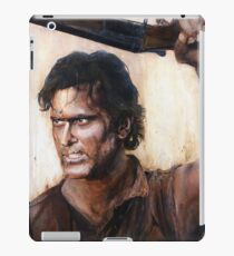 Bruce Campbell V.S Army of Darkness iPad Case/Skin
