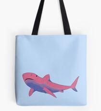 Bi-shark-suality Pride Shark Tote Bag