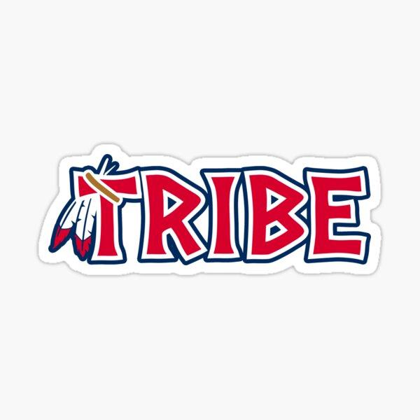 Tribe - Navy Sticker