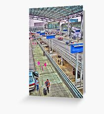 pdx Greeting Card