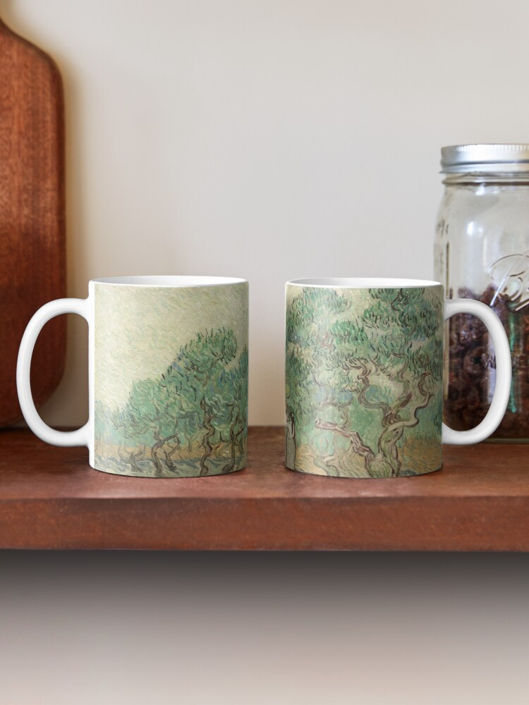 Alternate view of The Olive Orchard by Vincent van Gogh - Classic Art Mug
