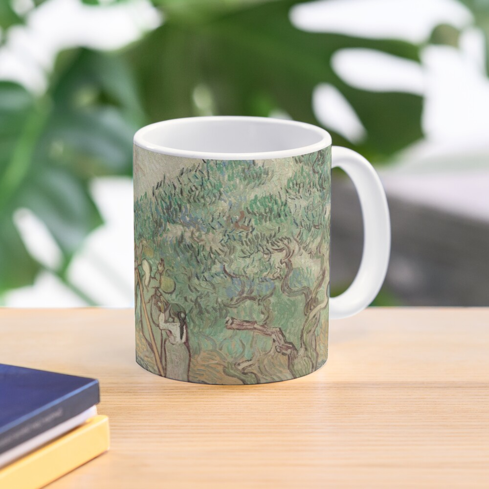 The Olive Orchard by Vincent van Gogh - Classic Art Mug