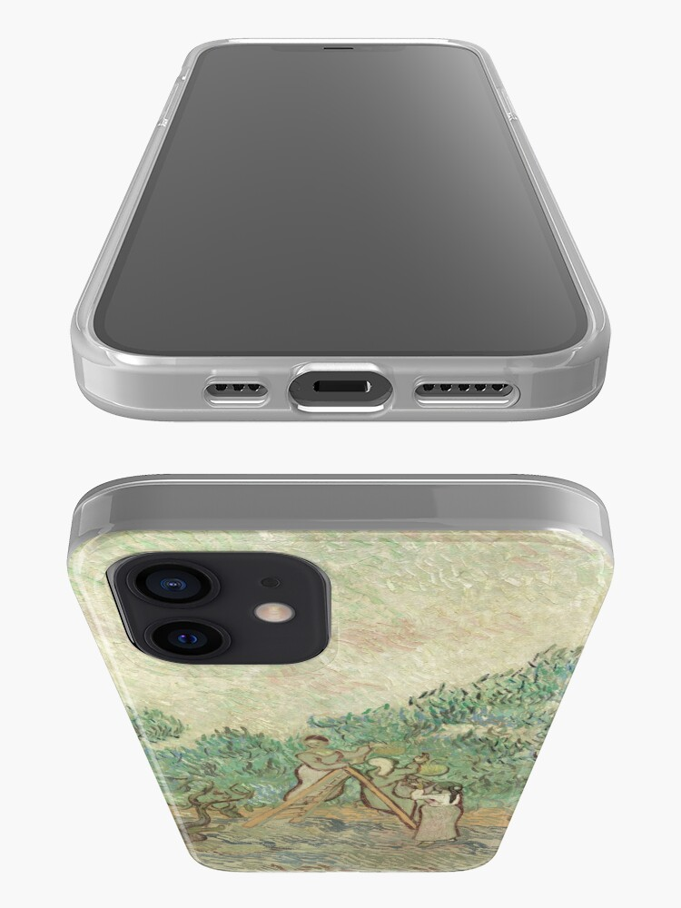 Alternate view of The Olive Orchard by Vincent van Gogh - Classic Art iPhone Case & Cover