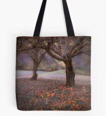 fallen fruit Tote Bag