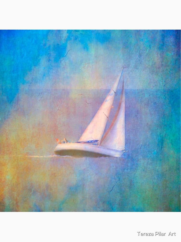 yacht by terezadelpilar