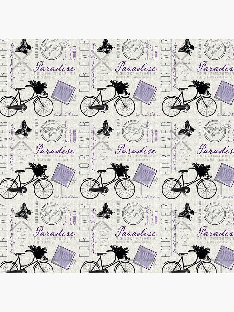Just around the corner in purple by CreativeContour