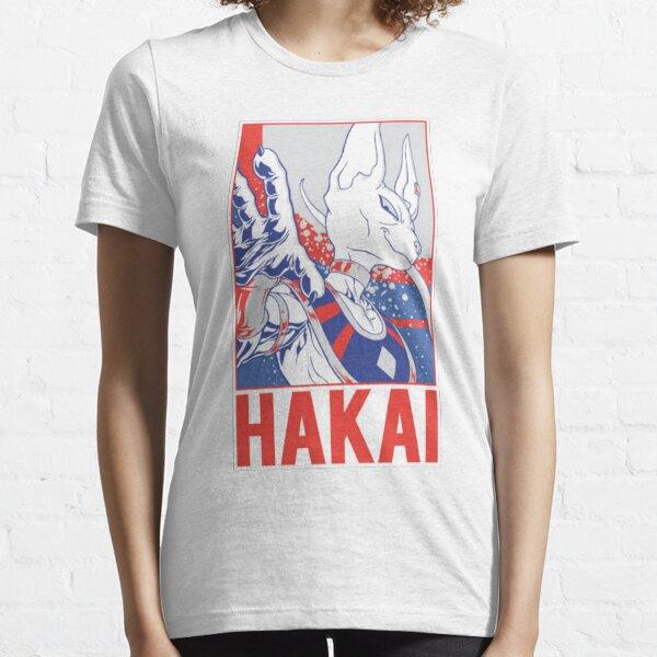 God of Destruction (Hakai) (Destruction) Essential T-Shirt