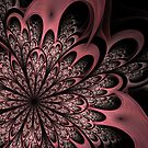 Fractal Flower by Scott Ferman