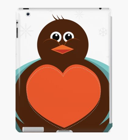 Tweeting My Love iPad Case/Skin
