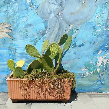 Cinque Terre Plant Color Pop by hipaholic