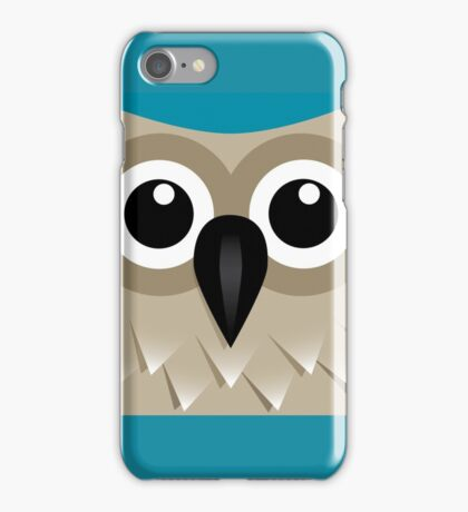 Wise Old Owl iPhone Case/Skin