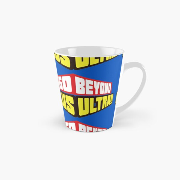 Go Beyond! Plus Ultra! Tall Mug