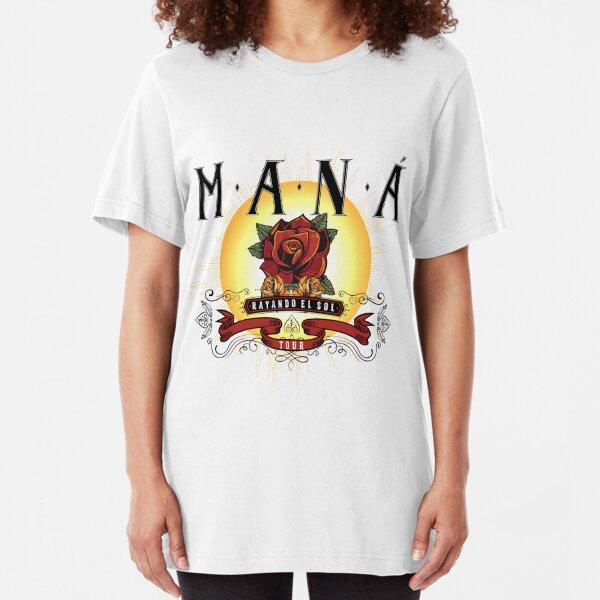 bedakan mana rayando tour 2019 Slim Fit T-Shirt