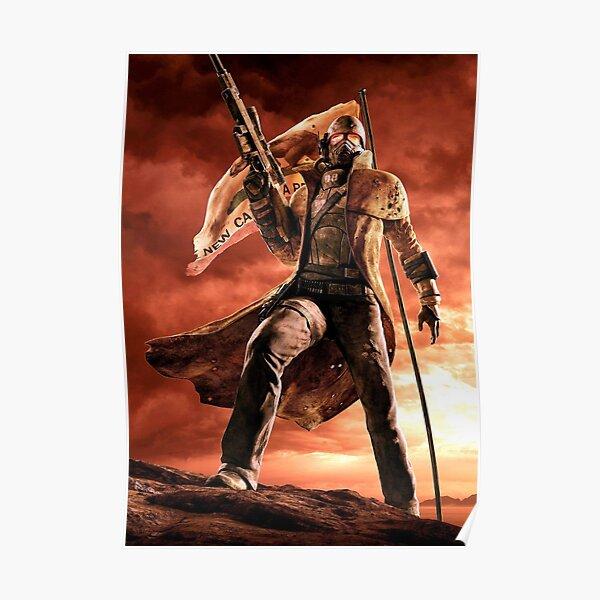 NCR Ranger flag high quality Poster