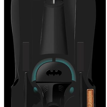 1989 Batmobile by acepigeon