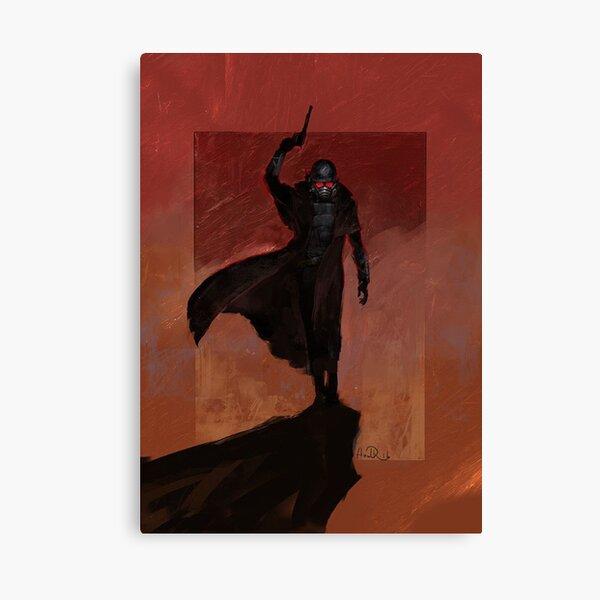 NCR Ranger Painting  Canvas Print
