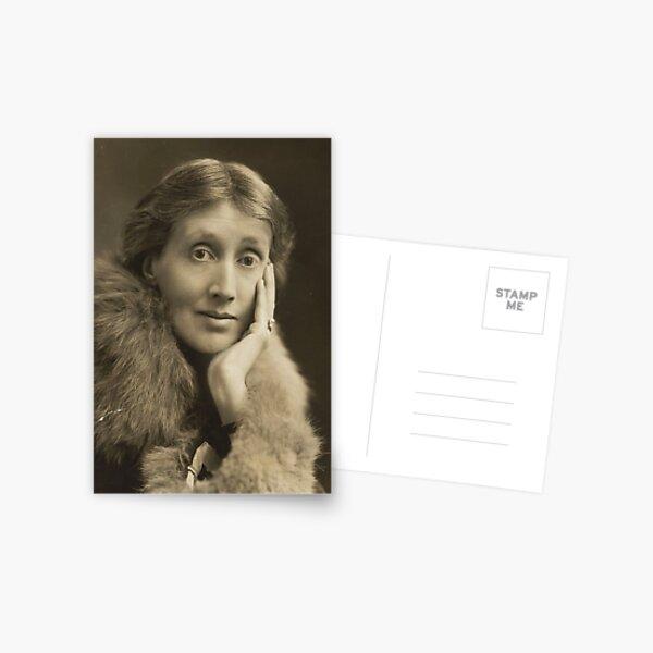 Virginia Woolf Postal