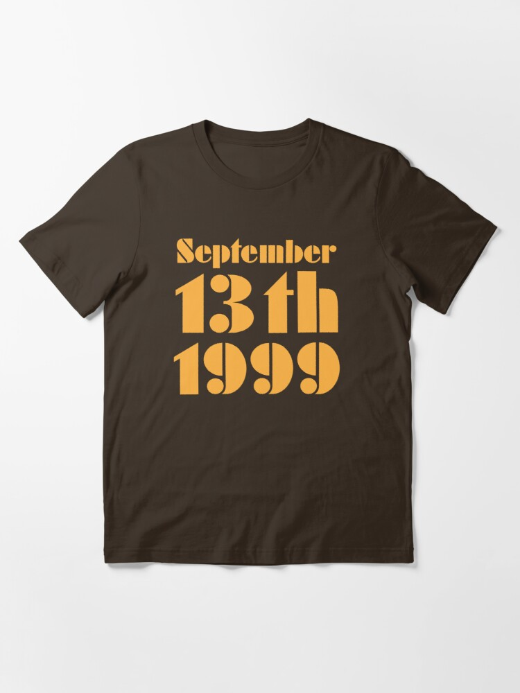 Alternate view of September 13th Essential T-Shirt