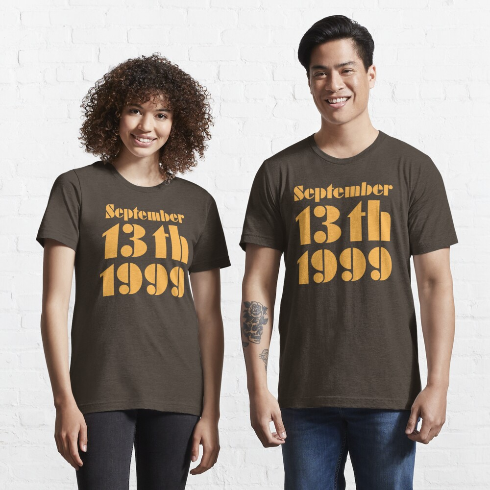 September 13th Essential T-Shirt