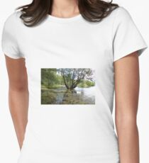 Swamp Womens Fitted T-Shirt