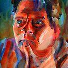 A Portrait A Day 15 - Ken Meyer Jr by Yevgenia Watts