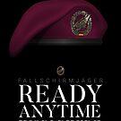 Fallschirmjäger - Ready, Anytime, Worldwide (English) by nothinguntried