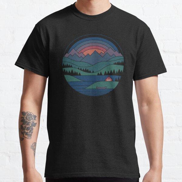 The Lake at Twilight Classic T-Shirt
