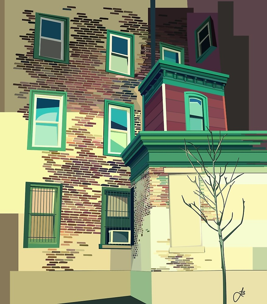A House Is Not A Home by Lindsey Butler