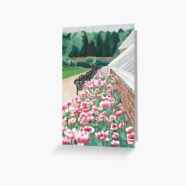 Northern Irish Flower Greeting Card