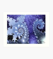 Winter Overture Art Print
