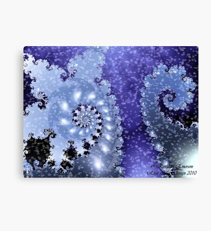 Winter Overture Canvas Print