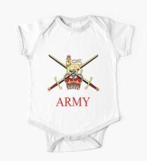 British Army Crest Kids Clothes