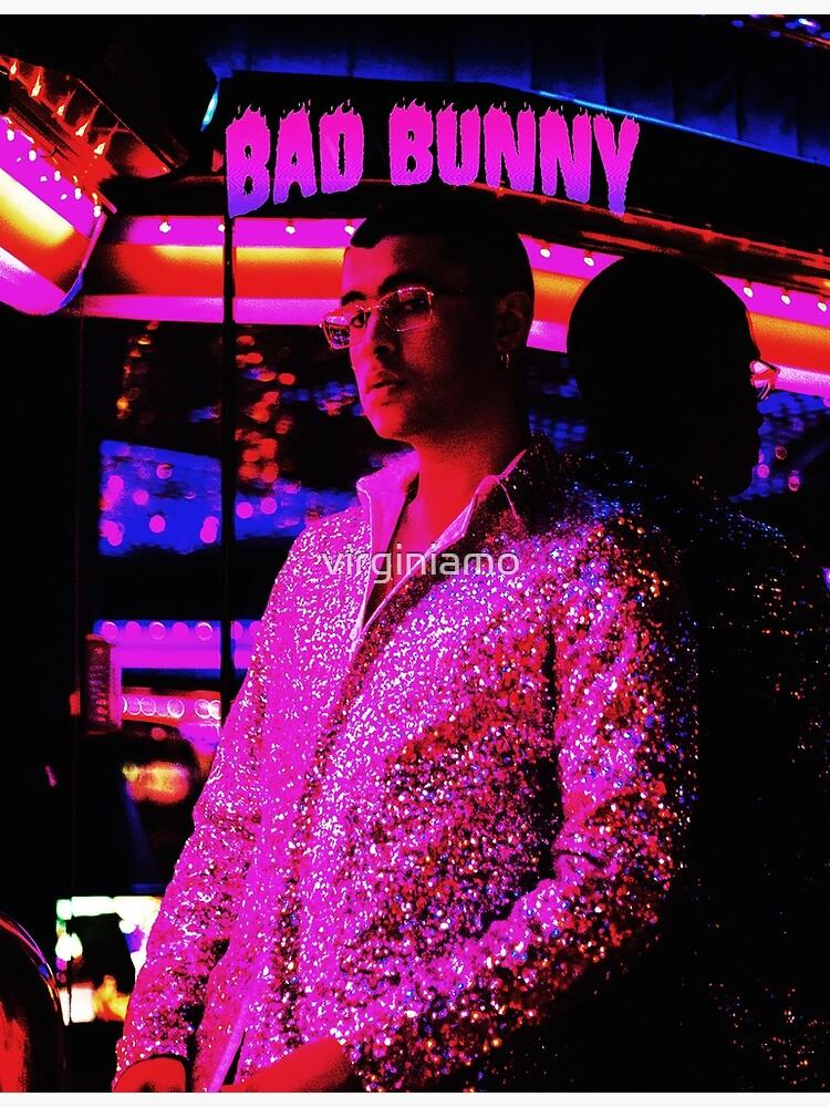 Stil Bad Bunny Tour 2019 Bedakan von virginiamo