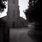 Country Church, Australia by Phill Danze