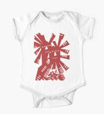 Quixote - Windmills and giants Kids Clothes