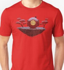 Floating Diver Home Sweet Home Unisex T-Shirt