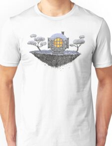 Floating Diver Home Sweet Home T-Shirt