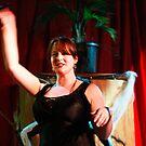 theatre, the femme fatale by mirekkrejci