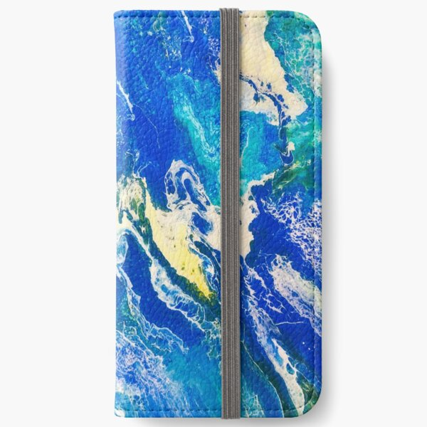 Beachhouse iPhone Wallet