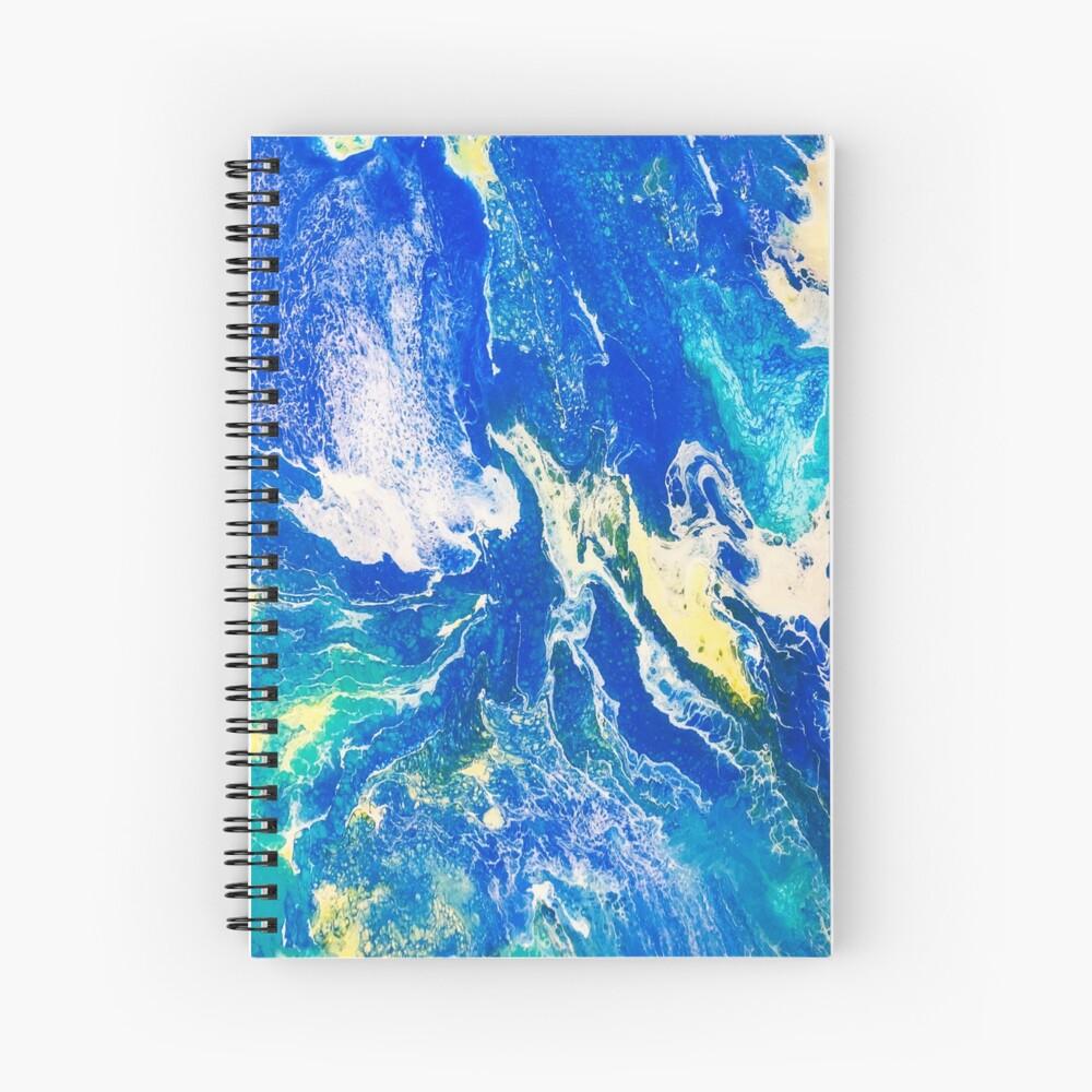 Beachhouse Spiral Notebook