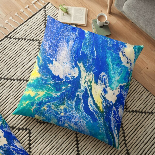 Beachhouse Floor Pillow